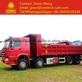 HOWO 8*4 380HP Zz3317n4267A 덤프 트럭
