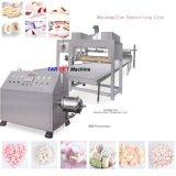 Novo tipo doces de algodão que fazem a máquina