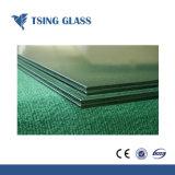 Vidro laminado temperado com PVB para parede cortina ou janela