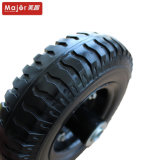 Quality 높은 PU Foam Wheel Steel 또는 Plastic Rim 250-4 PU Foam Wheel