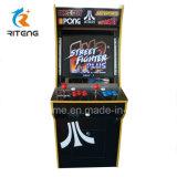 Altes Retro Pacman Videospiel-Säulengang-Spiel für Innenunterhaltung