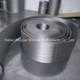 Square de malha de aço inoxidável de tecelagem holandês pano de Filtro