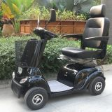 CE Approval Colored 500W Four Wheels Elderly Electric Scooter (DL24500-2)