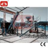 0.5-5t planta da fábrica de óleo de palma