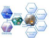 폐기물 소각을%s Hho 가스 발전기