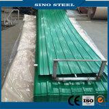 Hoja de techado PPGI de alta calidad para materiales de construcción