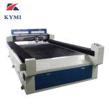 Kmj1325 Hot Sale CNC tôle en acier Machine de découpe laser CO2 avec gravure laser et du meilleur prix Machine de coupe
