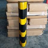 円形のガレージの駐車安全円形の壁の保護装置のゴム製ラウンド・コーナの監視