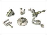 ハードウェアの予備品のためのステンレス鋼の精密鋳造の部品