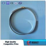 Accessoires de câble de clip de boyau d'acier inoxydable