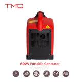 Gasolina silenciosa portátil do inversor da venda quente 0.6kVA Digitas/gerador Diesel para o uso Home