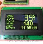 Pantalla monocromática del panel del módulo de la visualización del Tn LCD