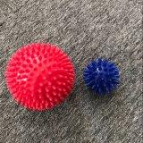 Esfera Multi-Dimensional do Hedgehog da esfera da massagem do PVC