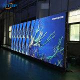 Schermo di visualizzazione della parete/LED di /LED SMD dell'affitto di P4.8 di RGB di colore completo della fase LED del tabellone per le affissioni dell'alta di definizione LED scheda trasparente dell'interno del segno video /Panel per fare pubblicità