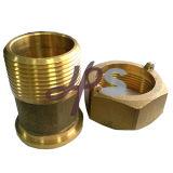 Cauda de bronze do medidor de água para o único medidor