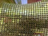 Maglia decorativa della tenda di alluminio del metallo