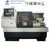 절단 금속을%s 보편적인 수평한 기계로 가공 CNC 포탑 판금 공작 기계 & 선반 기계 Vck6161