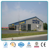 Entrepôt préfabriqué Chine de grande envergure