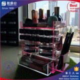 Rotación de acrílico del lápiz labial rosa de China Fabricante Color Display