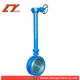Varilla de extensión de 2m de la válvula de mariposa DN400 para Agua