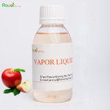El sabor perfecto sabor concentrado de manzana doble Malasia Vape líquido