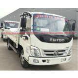 Mini Foton camion chariot avec moteur à essence, 103HP Foton Cargo pour les ventes de voiture