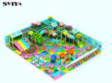Terrain de jeu multijoueur de haute qualité pour les enfants Naughty Château de luxe