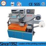 Vertical automática pano tecido tela Etiqueta de máquina de impressão
