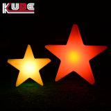 * A Noite de Natal da Lâmpada de Luz Parte Estrela de decoração para casamento