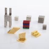 Неодимовый магнитный куб для детей игрушка Eductional шаровой опоры рычага подвески