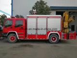 Le levage /Self-Rescue/jeu de traction/obstacle/Power Generation/ Fonction Éclairage de secours camion de lutte contre les incendies