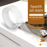 Bordo impermeabile del bacino del bagno della cucina del dispersore dell'angolo del nastro della striscia di sigillamento della muffa della parete