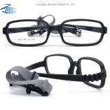 Commerce de gros spectacles Cute 14 couleurs TR90 lunettes souple Kids lunettes cadre optique