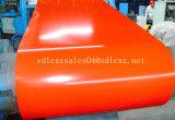 Лист стальных продуктов Prepainted строительным материалом Corrugated стальной