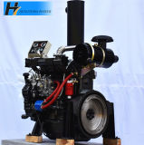Двигатель дизеля водяного охлаждения цилиндра R4105zd Рикардо 4