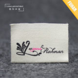 Venda por atacado Custom Printed Cotton Label