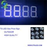 Precio del gas LED LED Firmar/Precio de la gasolina firmar/LED/Signo del precio del petróleo el precio del combustible LED pantalla LED de señal