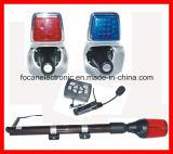 경찰 LED 경고등, 스트로브 빛, 회귀 빛 (FC-16882)