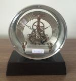 Belle finition de piano Horloge d'entreprise en bois K3057