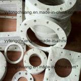Insulation térmico Non Metal Fiberglass Gasket para Industrial Furnace Seal