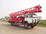 SIN600st 트럭은 600m 세륨을%s 가진 드릴링 깊이 우물 드릴링 리그를 거치했다