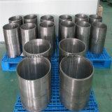 Crisoles de tungsteno de fundición, crisoles de 6-8 l W para horno eléctrico de laboratorio