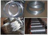 直接工場によって電流を通される鉄ワイヤー
