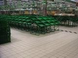 Affichage en acier inoxydable de l'affichage Susupermarket rayonnages en rack