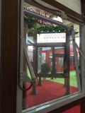 Niveau élevé insonorisées auvent Fenêtre PVC automatique