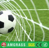 60mm Green Green Soccer Turf with Reinforced Stem