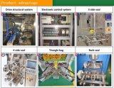 Camarão Alimentar inchado máquina de embalagem Automática Granular