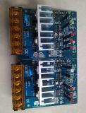 12V 24V 10A het ZonneControlemechanisme van het Systeem van de Macht van de Batterij PWM met de Controle van Spaanders