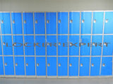 3 Türen ABS Plastikschließfach