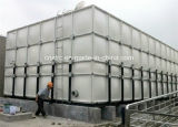 Serbatoio di acqua sezionale composito del serbatoio di acqua modulare di SMC